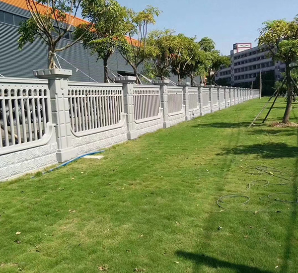 水泥工艺栏杆
