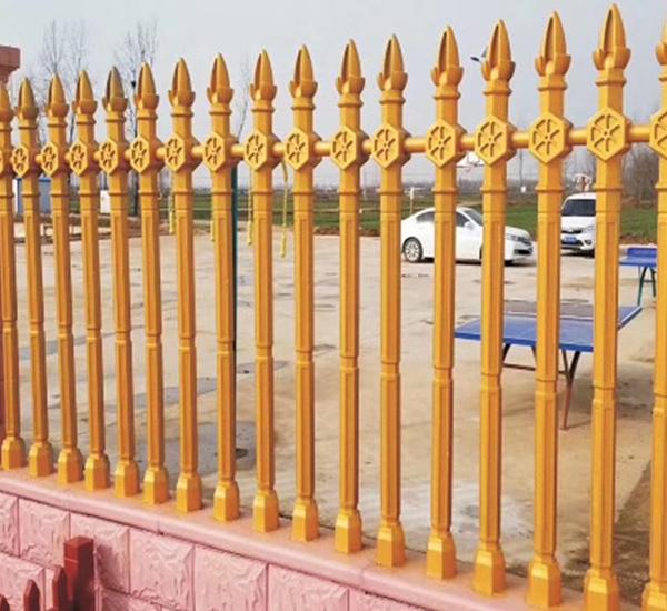 水泥院墙围栏