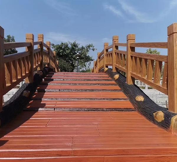 水泥栏杆安装