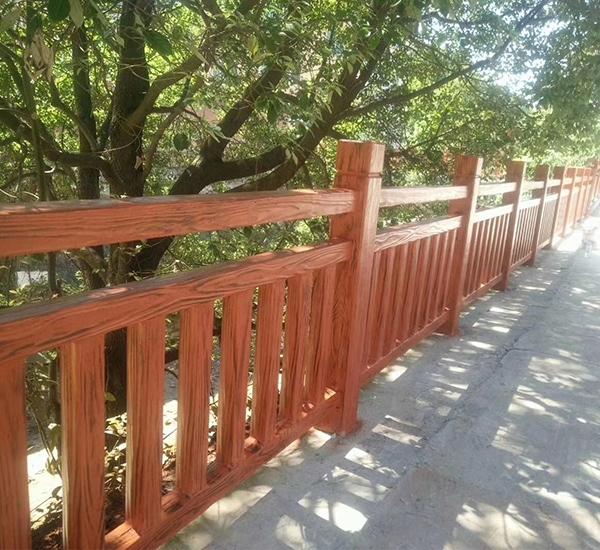 兴文仿木栏杆