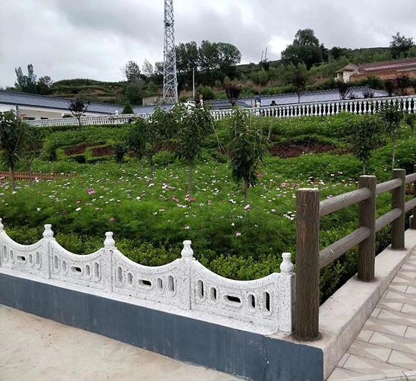 宜宾水泥栏杆制作