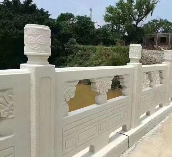 兴文仿石栏杆制作
