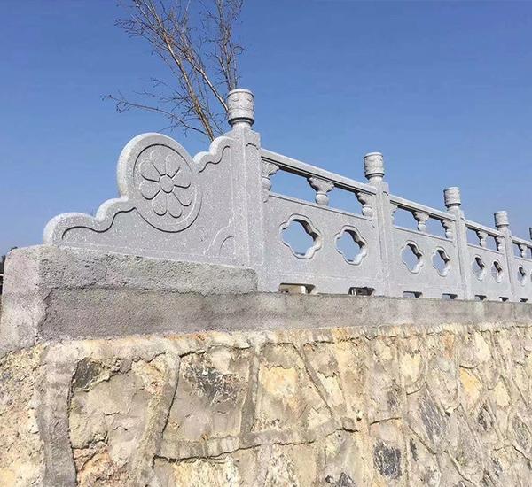 宜宾水泥景观栏杆