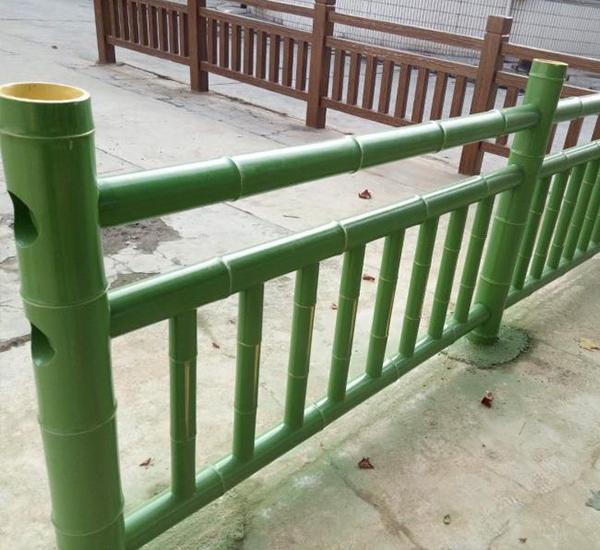 宜宾水泥仿竹栏杆
