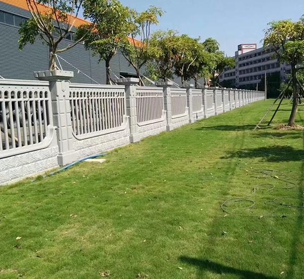 宜宾水泥工艺栏杆