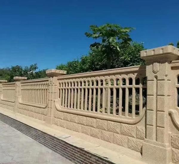 宜宾水泥栏杆
