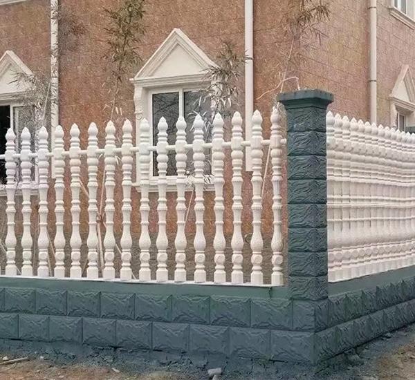屏山院墙系列栏杆
