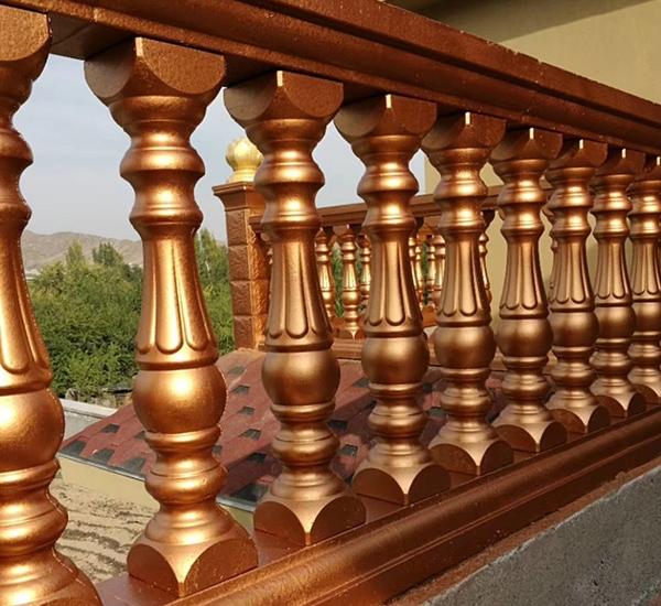 屏山花瓶廊柱