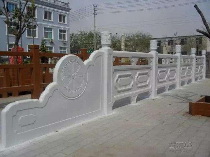铸造仿石栏杆具有哪些优点